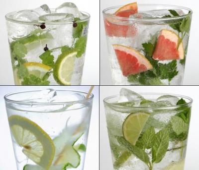 Gin Tonic con 10 botánicos